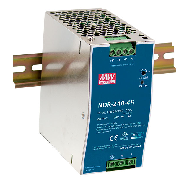 DIN Rail Power Supply Meanwell NDR-240