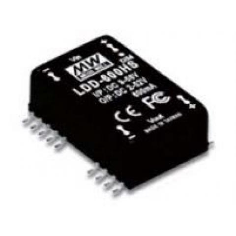 MEAN WELL LED Driver LDD-HS