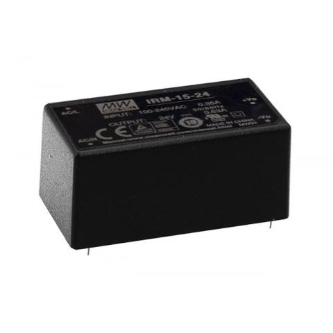 PCB Mount Power Supply IRM-15