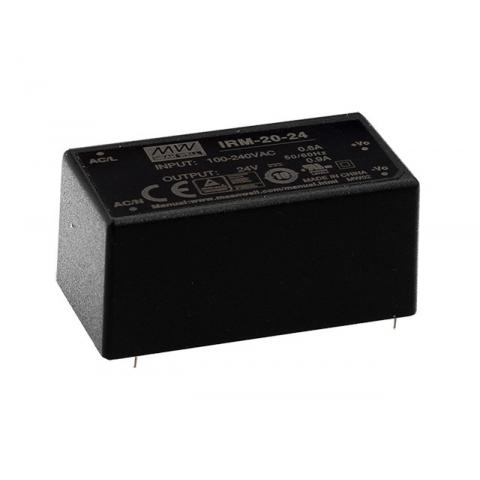 PCB Mount Power Supply IRM-20